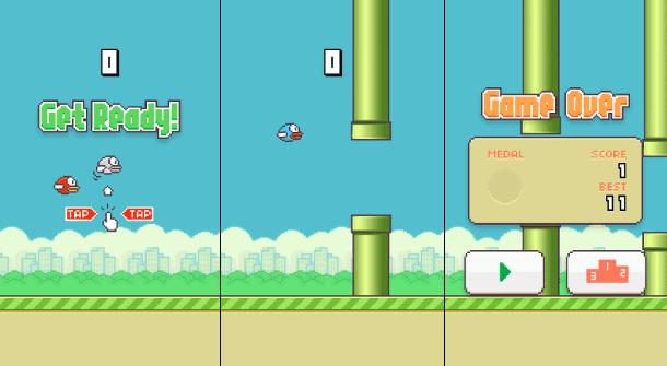 flappy bird spelen