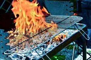 veiligheid bij barbecuen