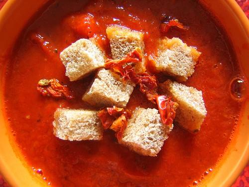 Heerlijke Tomatensoep maken