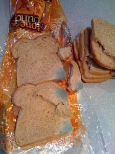 alternatief voor brood