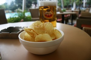 hoe maak je Chips
