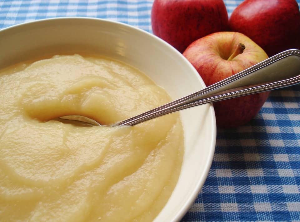 Hoe maak je appelmoes