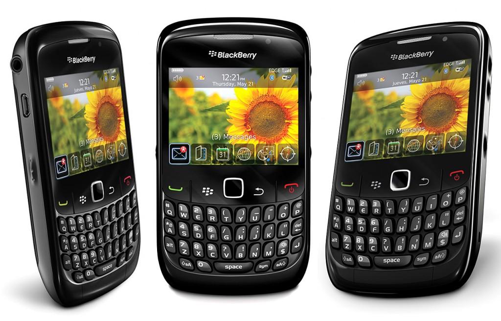 Blackberry Curve