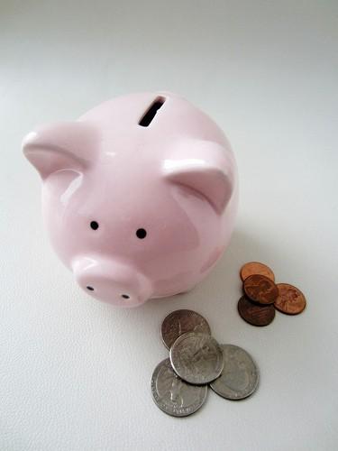 Besparen huishouden