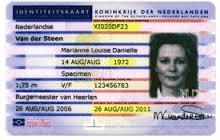 BSN op identiteitskaart