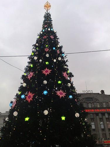 Kerstmis in Rusland