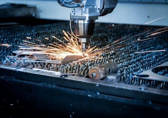 Hoe werkt een lasersnijder