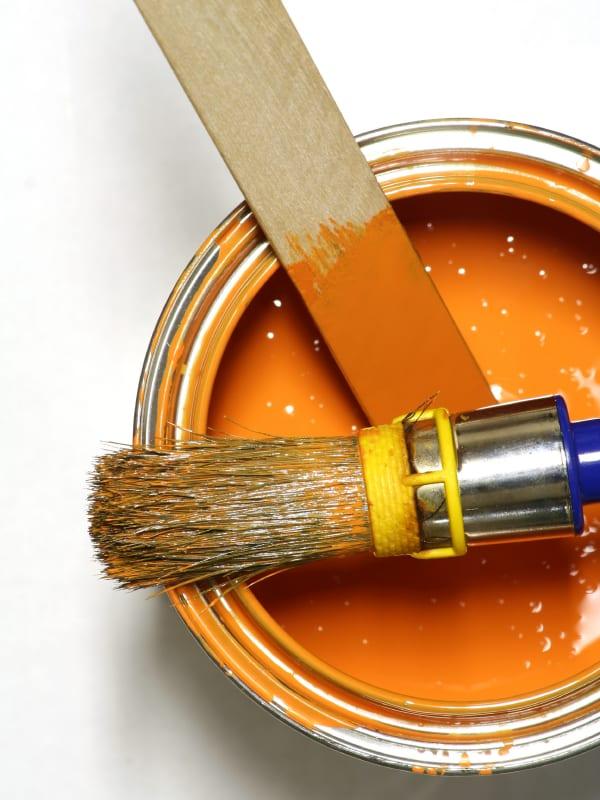 Hoe maak je de kleur oranje