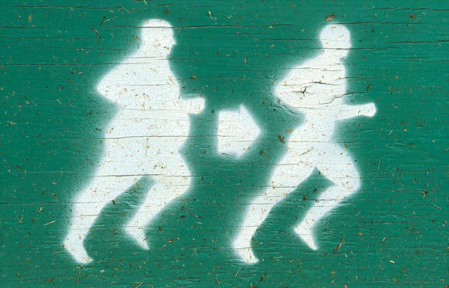 Hardlopen en afvallen