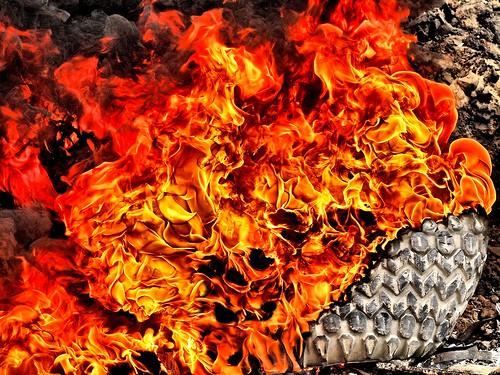 vuur maken: lastiger dan je denkt
