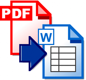 omzetten naar PDF